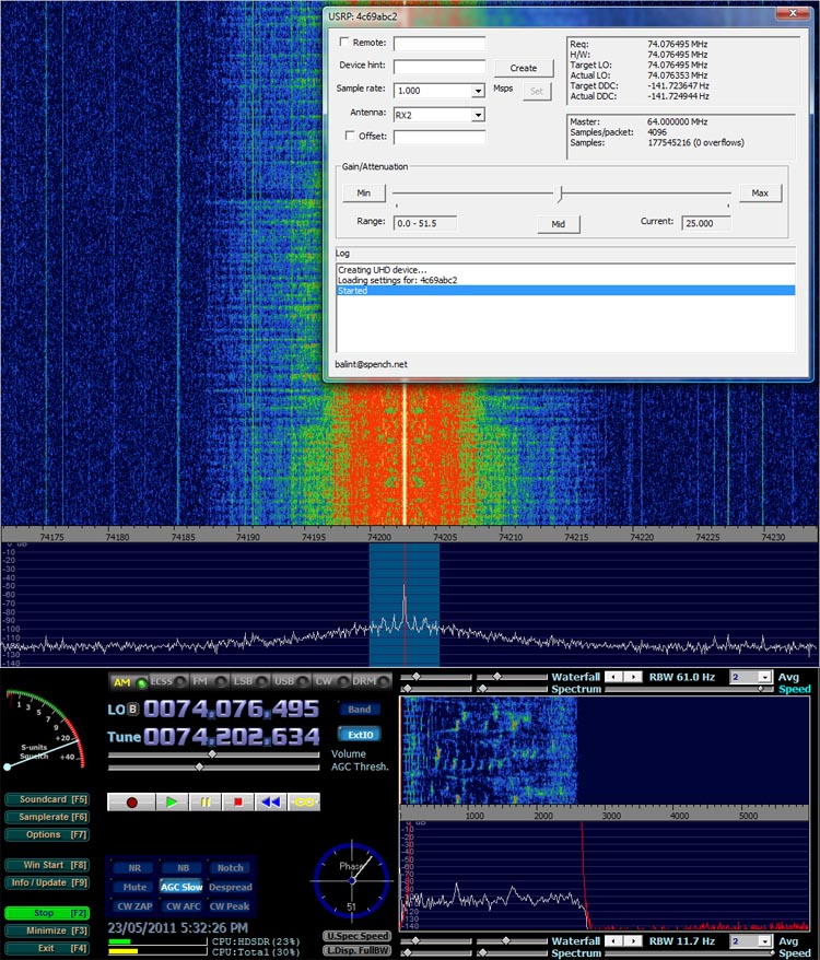 Instructions For Using Hdsdr