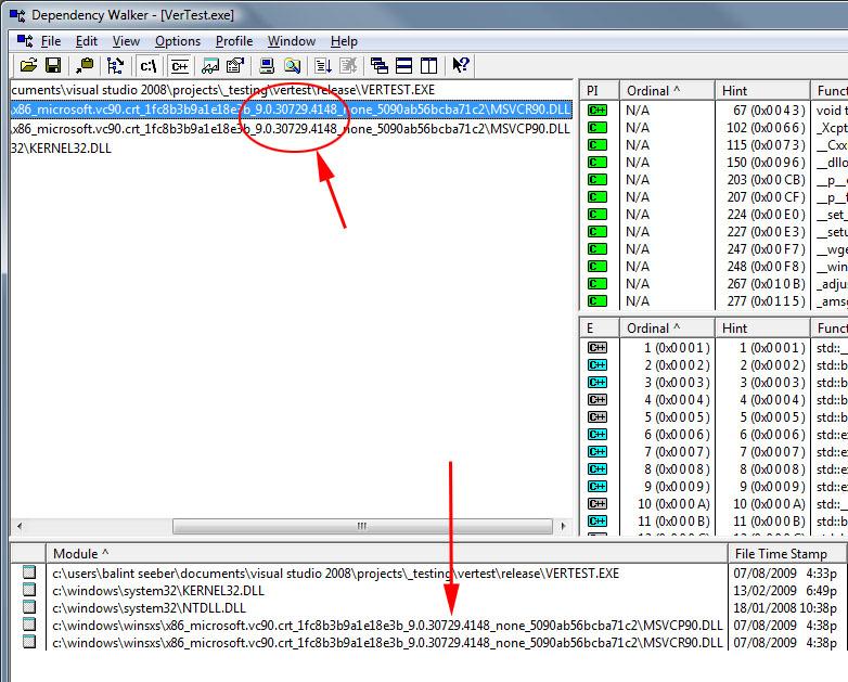 Windows Side-by-Side Assemblies (WinSxS) | spench net